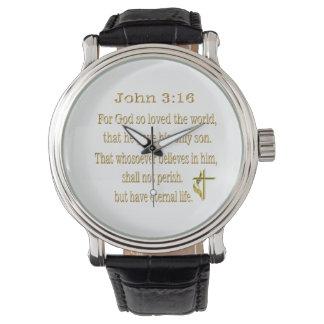 Artículos del 3:16 de Juan Reloj