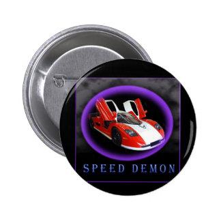 Artículos del coche de carreras pins