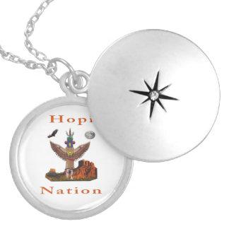 Artículos del indio del Hopi Collar Redondo