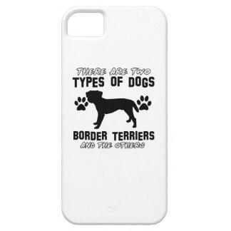 Artículos del regalo de TERRIER de FRONTERA iPhone 5 Protectores
