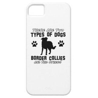Artículos del regalo del border collie iPhone 5 fundas