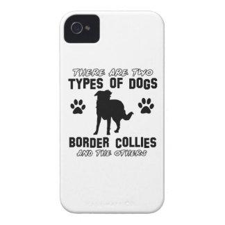 Artículos del regalo del border collie Case-Mate iPhone 4 funda