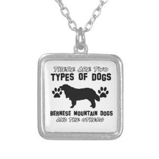 artículos del regalo del perro de montaña bernese colgantes personalizados