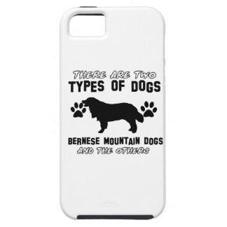 artículos del regalo del perro de montaña bernese iPhone 5 funda