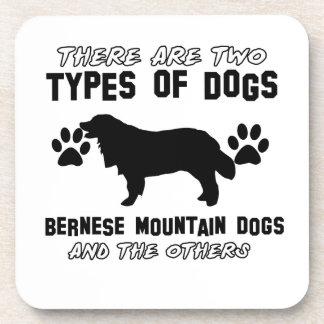 artículos del regalo del perro de montaña bernese posavasos