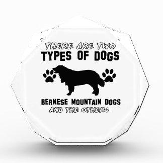 artículos del regalo del perro de montaña bernese