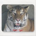 Artículos del tigre de Amur Tapete De Raton