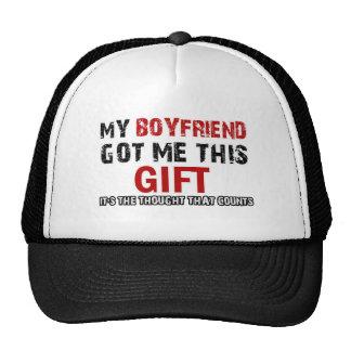 Artículos divertidos del regalo gorras
