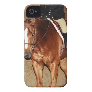 Artículos ecuestres de encargo iPhone 4 Case-Mate protector
