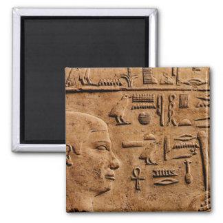 Artículos EGIPCIOS del regalo del arte del alivio Iman De Frigorífico
