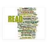 Artículos inspirados por los 100 libros más grande tarjetas postales