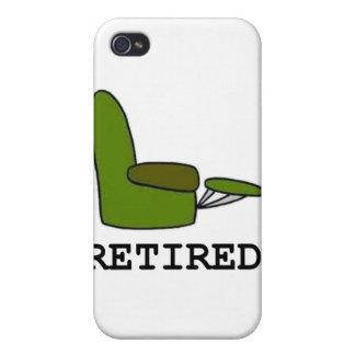 Artículos jubilados iPhone 4 protector