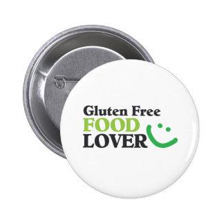 Artículos libres del amante de la comida del glute pins