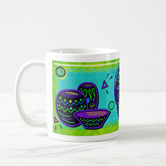Artifact African Pop Art Coffee Mug