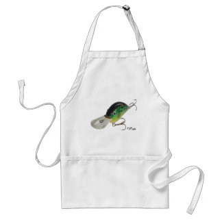 Artificial Bait, Tackle, Fishing Gear Adult Apron