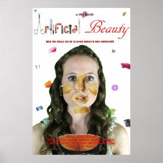 Artificial Beauty Teaser Poster