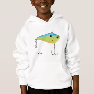 Artificial Fish Baits by FishTs Hoodie