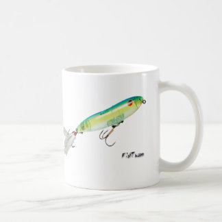 Artificial Fishing Baits Coffee Mug