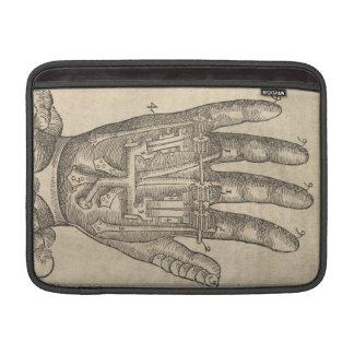 Artificial Hand MacBook Sleeve