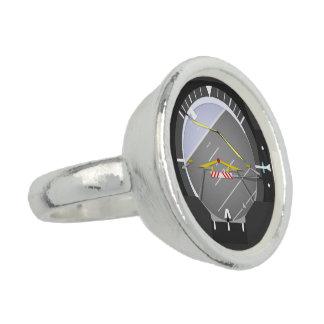 artificial horizon photo ring