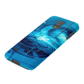 Artificial Intelligence Abstract Galaxy S5 Case