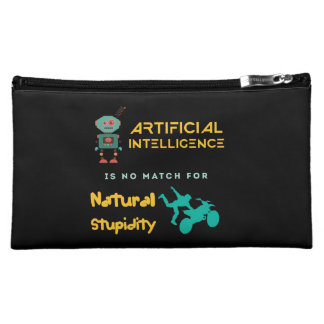 Artificial Intelligence Cosmetics Bags