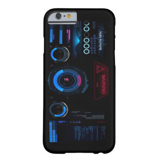 Artificial Intelligence Interface System Barely There iPhone 6 Case