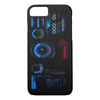 Artificial Intelligence Interface System iPhone 8/7 Case