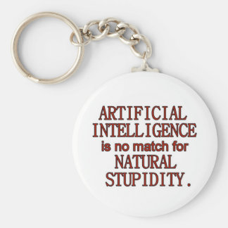 Artificial intelligence keychain