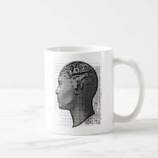 ARTIFICIAL INTELLIGENCE CLASSIC WHITE COFFEE MUG