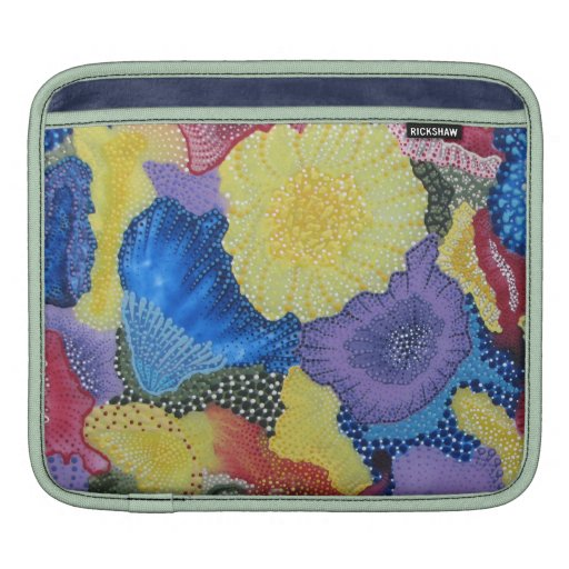 Artificial Life in Motion iPad Sleeve