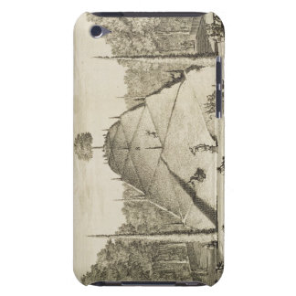 Artificial Mount Parnassus, engraved by Johannes V iPod Touch Case-Mate Case