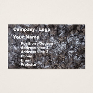 Artificial Nacre in Gray Business Card