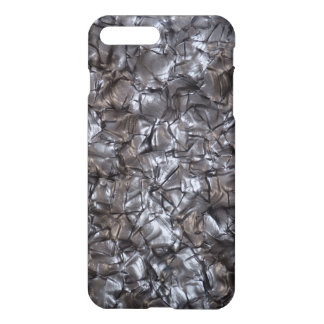 Artificial Nacre Texture in Gray iPhone 8 Plus/7 Plus Case