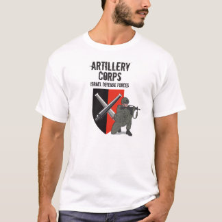 Artillery Corps, Israel Defense Forces T-Shirt