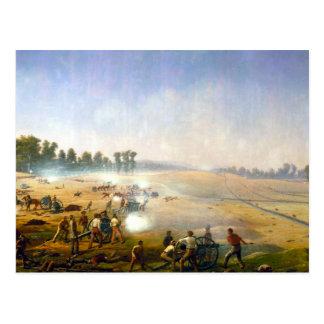 Artillery Hell Postcard