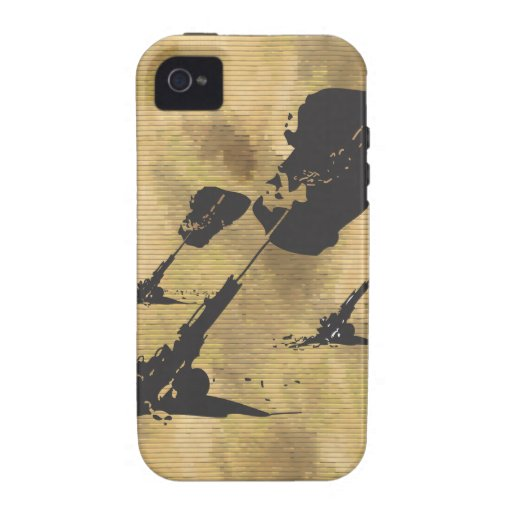 Artillery in Action iPhone 4/4S Case