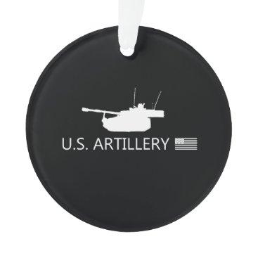 Artillery Ornament