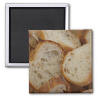 Artisan Bread Slices Magnet