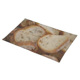 Artisan Bread Slices Place Mats