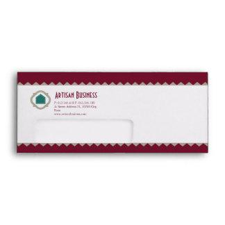Artisan Business Envelope