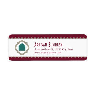 Artisan Business Label