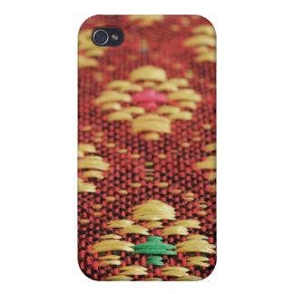 artisan fabric iPhone 4 covers