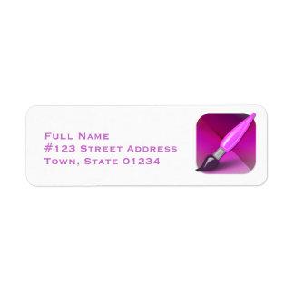 Artisan Mailing Labels