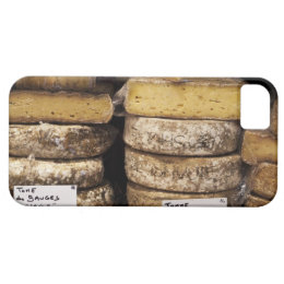 artisan regional french cheeses iPhone SE/5/5s case