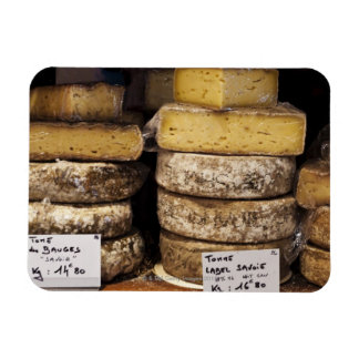 artisan regional french cheeses magnet