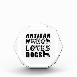 artisan Who Loves Dogs Award