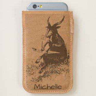 Artist Antelope