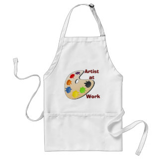 Artist at Work - apron