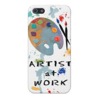 Artist At Work Cover For iPhone SE/5/5s